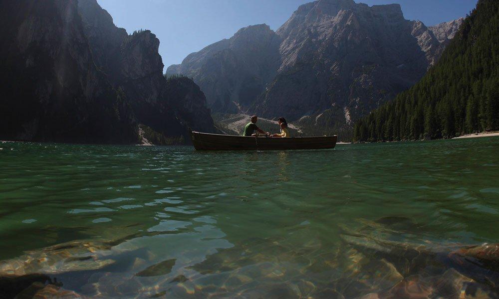 Naturpark Fanes-Sennes-Prags: Rund um den Seekofel