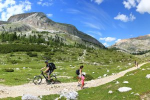 Alpine hut in the Dolomites 5