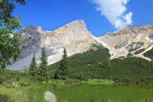 Almhütte Dolomiten 06